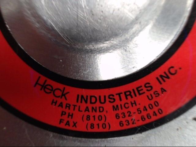 Heck Industries Turbo-BURR DEBURRING EDGING TOOL