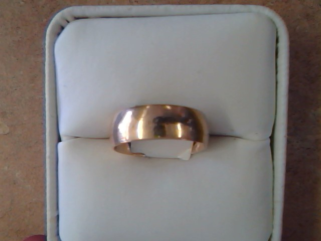 BAND RING JEWELRY , 10KT, 2.90 G