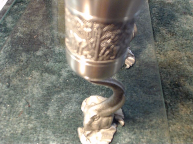 BANCOCK PETER Collectible Plate/Figurine ELEPHANT CUP