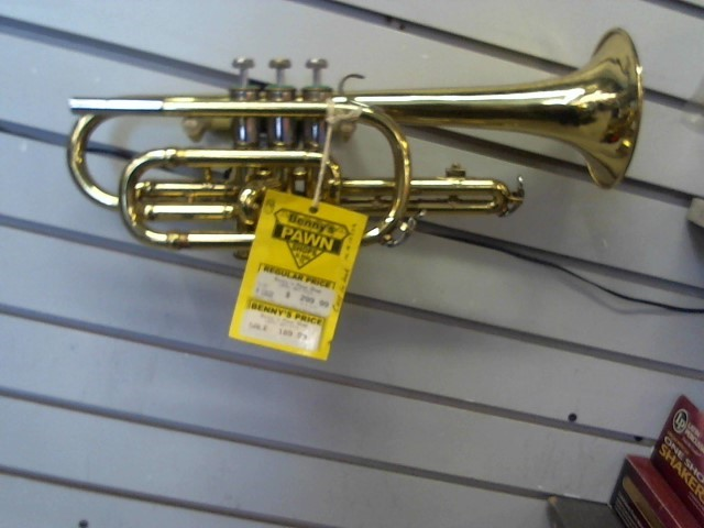 SELMER Trumpet & Coronet BUNDY CORONET
