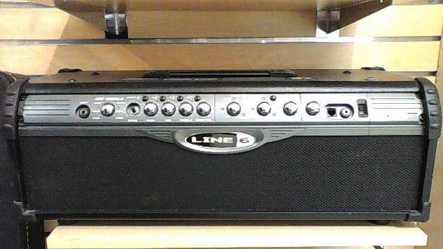LINE 6 Electric Guitar Amp SPIDER II