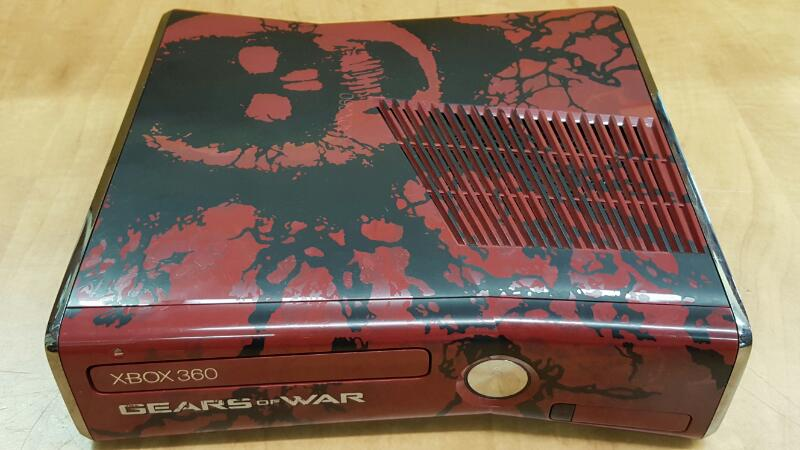 MICROSOFT XBOX 360 GEARS OF WAR 3 LIMITED EDITION - 320GB - CONSOLE