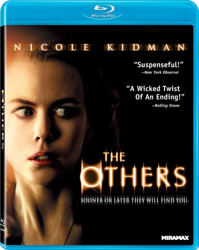 BLU-RAY MOVIE Blu-Ray THE OTHERS