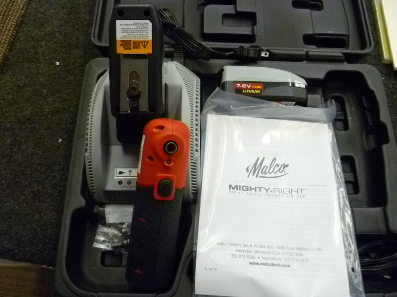 MALCO CORDED DRILL MIGHTY-RIGHT