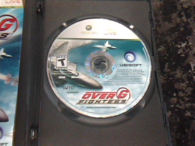 MICROSOFT Microsoft XBOX 360 OVER G FIGHTERS