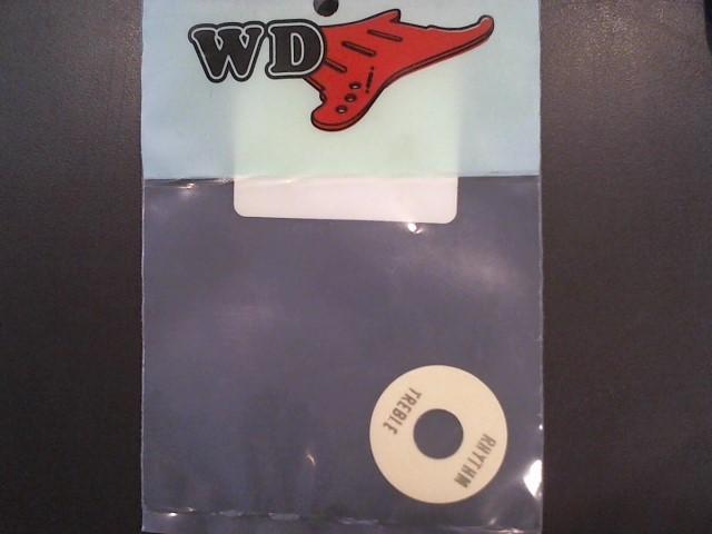 WD LP STYLE TOGGLE SWITCH,CREAM M\RT-6