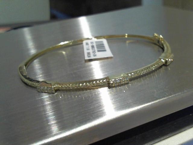 Gold Bracelet 14K Yellow Gold 7g