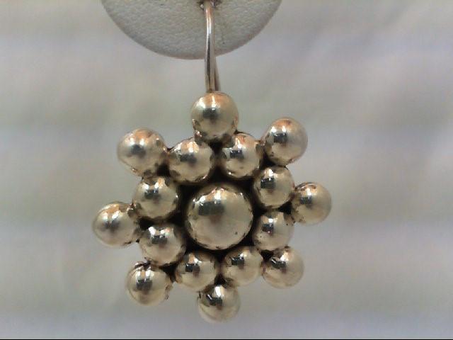 Silver Earrings 925 Silver 15.1g