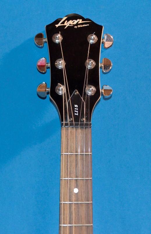 LYONS MUSICAL INSTRUMENTS Electric Guitar LI15