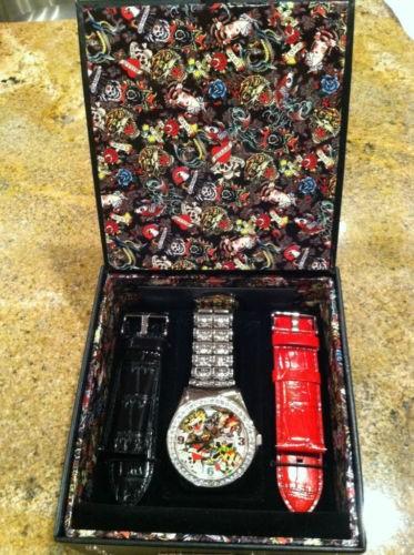 ED HARDY Lady's Wristwatch WATCH