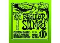 ERNIE BALL 10ga Electric Guitar Strings Nickel Wound