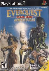SONY Sony PlayStation 2 EVERQUEST ONLINE ADVENTURES