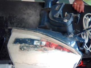 EVINRUDE Boat Motor LIGHTWIN 3HP