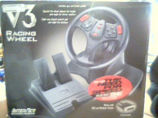 SONY Video Game Accessory INTERACT V3-RACING WHEEL