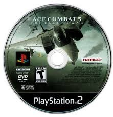 SONY Sony PlayStation 2 ACE COMBAT 5: THE UNSUNG WAR