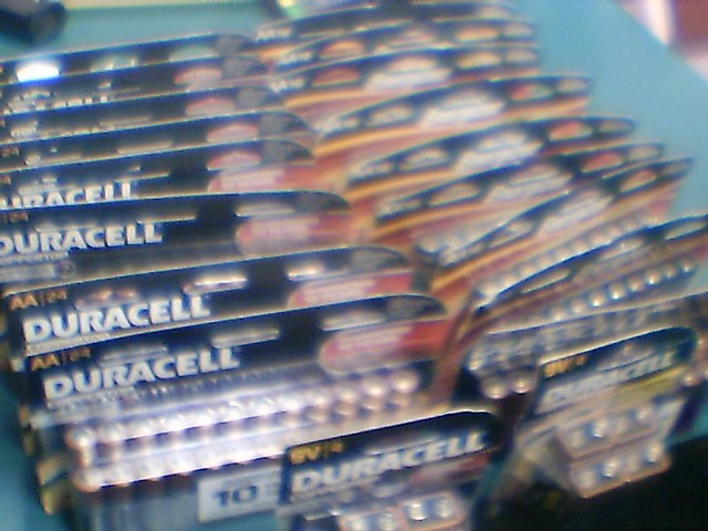 DURACELL AA 24PACK