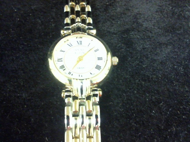 ANNE KLEIN Lady's Wristwatch 12/6254-7
