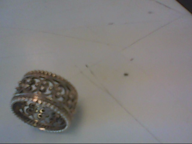 Lady's Gold Ring 14K Yellow Gold 3.9dwt