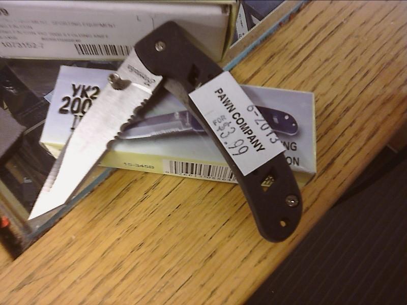 YK2 2000 II Pocket Knife FLYING FALCON