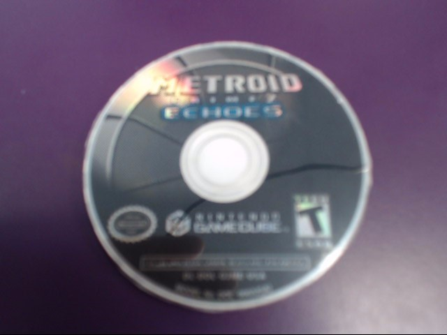 Metroid Prime 2: Echoes - Nintendo GameCube - Game Only