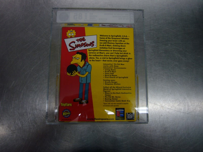 TOY FARE Doll PIN PAL MOE