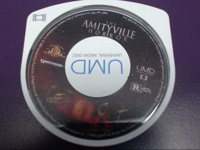 THE AMITYVILLE HORROR UMD FOR SONY PSP