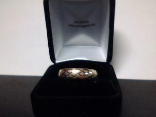 Gent's Ring Antique Tungsten 8.7dwt