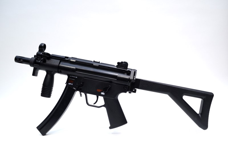 HECKLER & KOCH MP5K-PDW-40 ROUND-SEMI-AUTO-FREE SHIPPING #