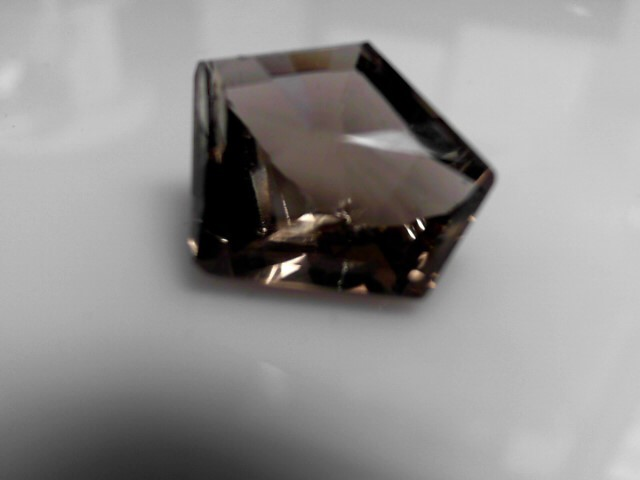 22.03cts Topaz Abstract Cut