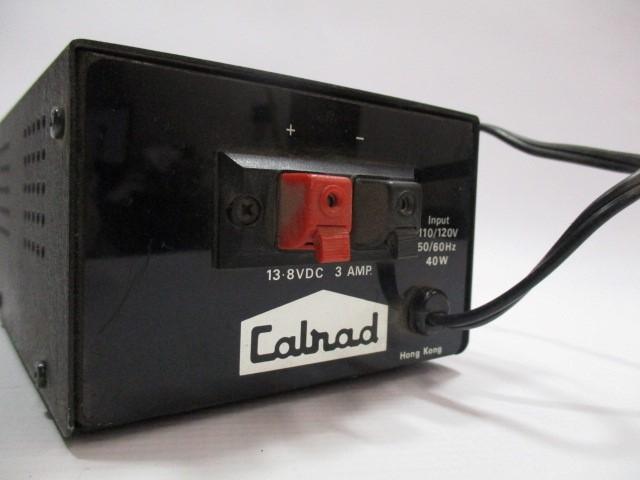 CALRAD REGULATED POWER SUPPLY