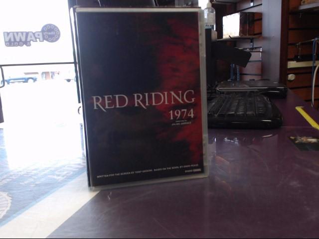 DVD BOX SET  RED RIDING