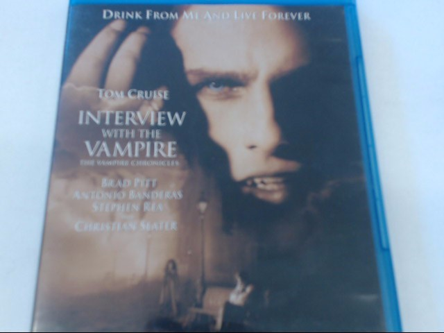 INTERVIEW WITH TH VAMPIRE - BLU-RAY MOVIE