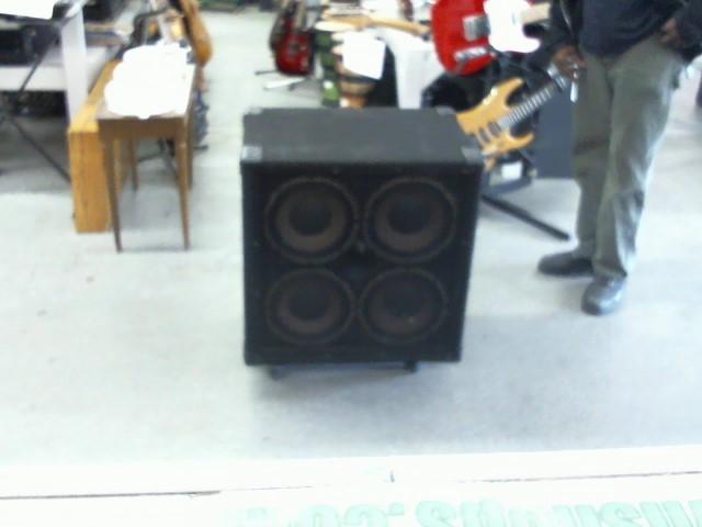 PEAVEY Bass Guitar Amp 410-TX BASS ENCLOSURE