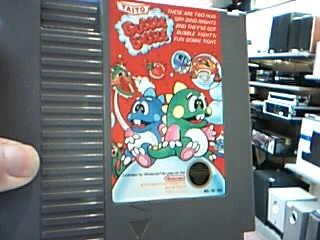 Bubble Bobble - Nintendo NES