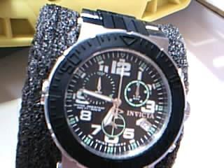 INVICTA Gent's Wristwatch 6137