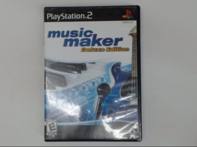SONY Sony PlayStation 2 MUSIC MAKER DELUXE EDITION