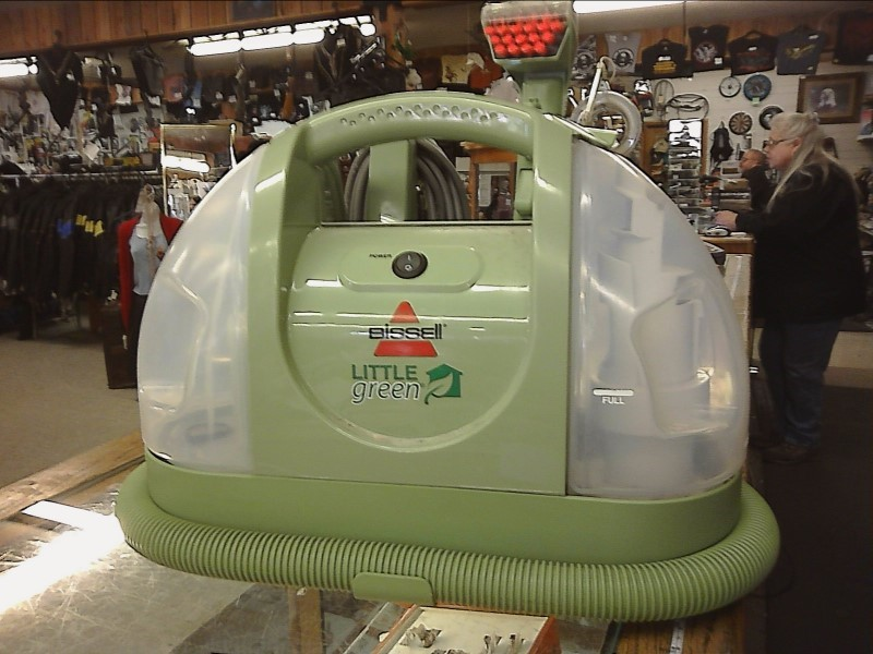 BISSELL Vacuum Cleaner LITTLE GREEN 1400