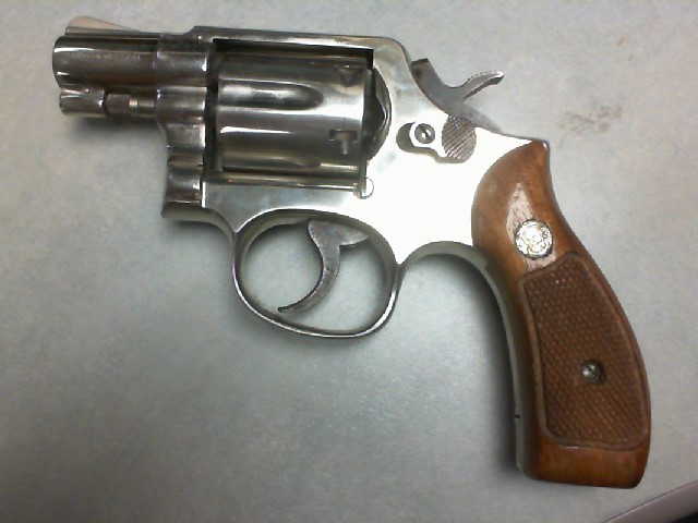 SMITH & WESSON Revolver 10-7