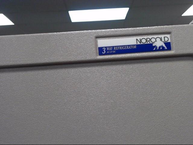 NORCOLD Refrigerator/Freezer 323TR