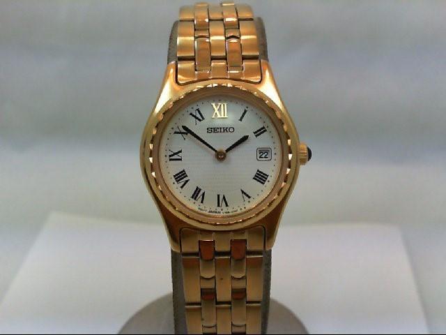 SEIKO Lady's Wristwatch V789-0340