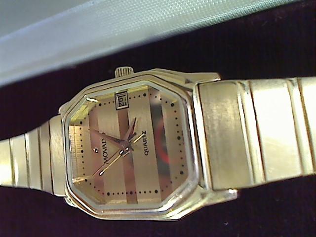 MOVADO Lady's Wristwatch 18-73-660