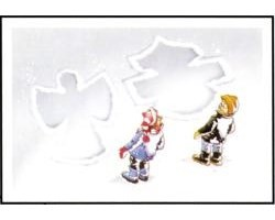 MUSTANG 64474; 10 PK CHRISTMAS CARDS;ASSORTED HARLEY-DAVIDSON® CHRISTMAS CARDS