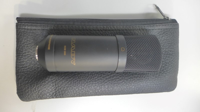 NADY SYSTEMS Microphone MICROPHONE SCM800