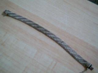Silver Bracelet 925 Silver 27.7g