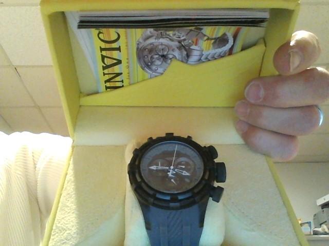 INVICTA Gent's Wristwatch RESERVE BOLT SPORT GOLD