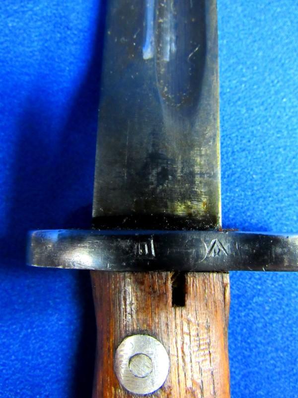 YUGOSLAVIA  M1948 BAYONET