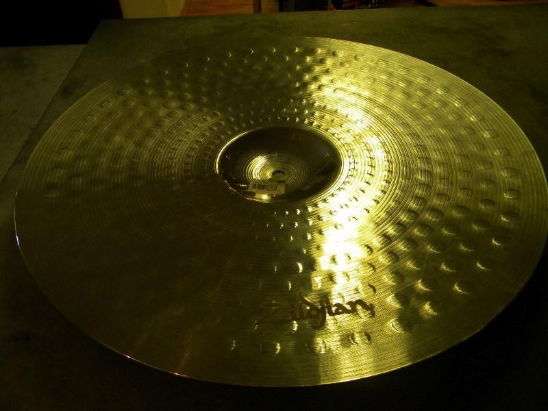 "ZILDJIAN Cymbal ZXT 21"" TITANIUM RIDE"