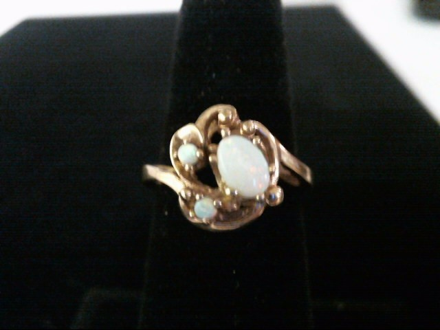 Lady's Gold Ring 10K Yellow Gold