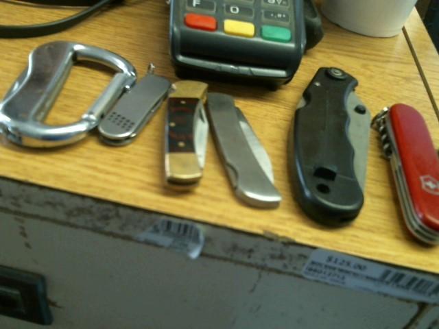 Pocket Knife KNIVES
