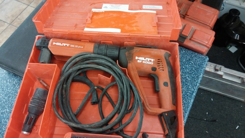 HILTI Cordless Drill SF 4000 A